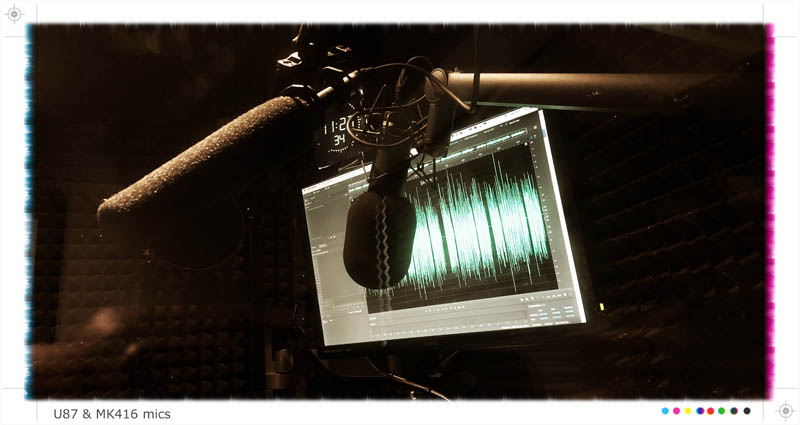 Voiceover Studio from VoiceoverGuy