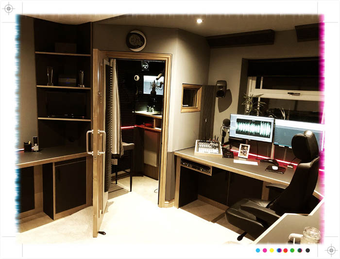 VoiceoverGuy Yorkshire Studio
