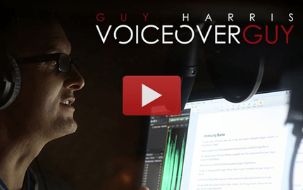 British Male Voice over