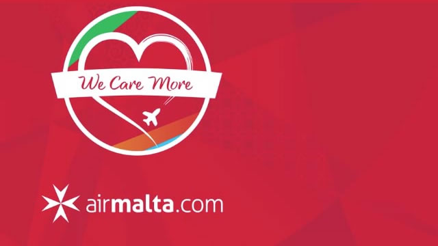 Air Malta Voiceover