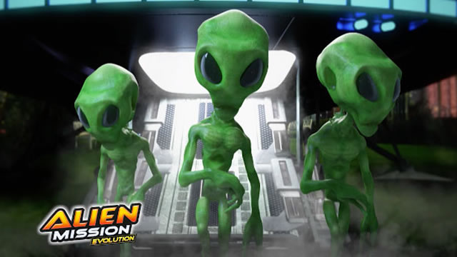 Alien Mission TV advert voice