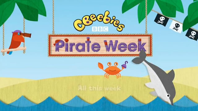 CBBC Pirate Week Voice