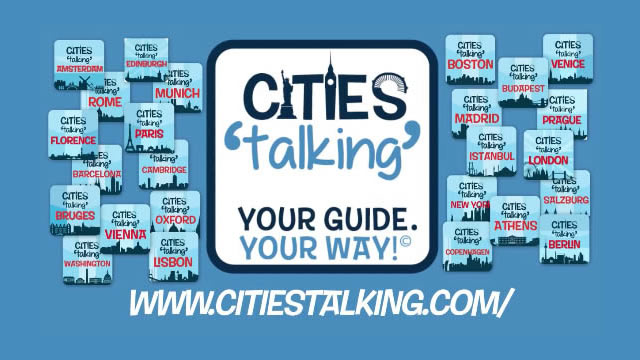 Cities Talking Explainer Voiceover