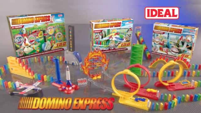 Domino Express Voiceover