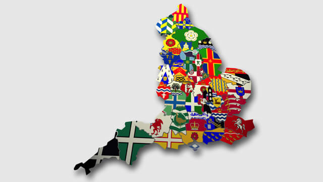 Guide to regional English accents