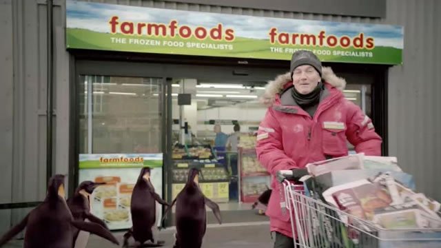 Farmfoods Penguins voice