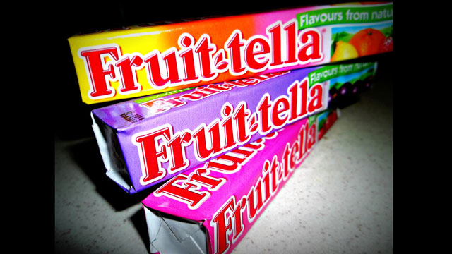 Fruitella Voiceover
