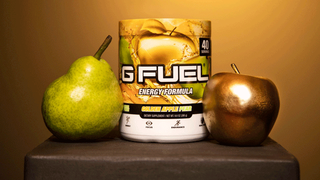 g-fuel-golden apple-pear
