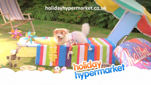 Holiday Hypermarket Voiceover