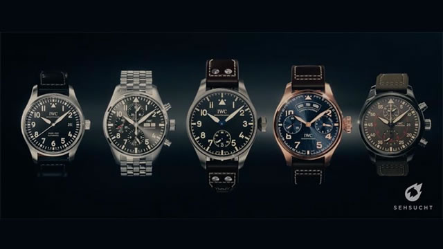 IWC Watch Voiceover