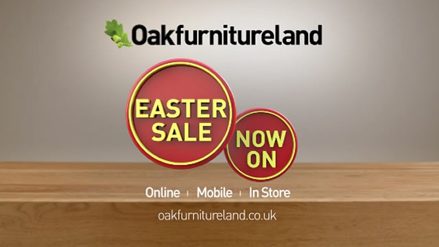 Oak Furniture Land voiceover