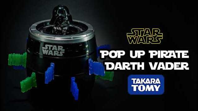 Pop up Darth Voiceover