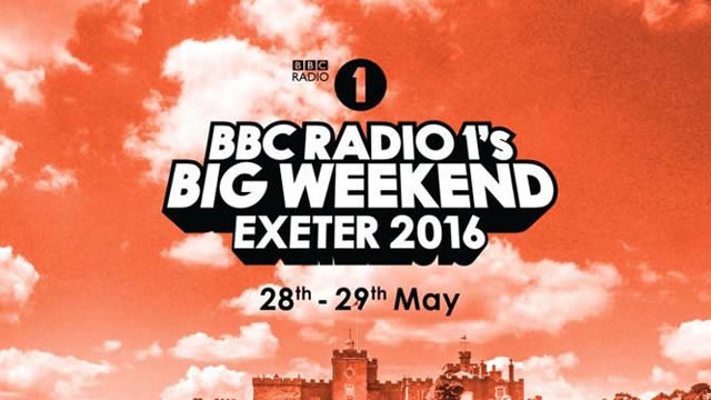BBC Radio 1 Weekend Takeover Voice