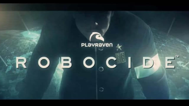 Robocide Game Trailer Voice
