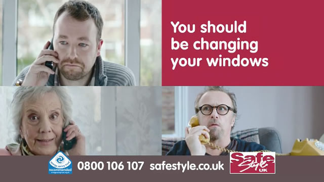 Safe Style advert voice