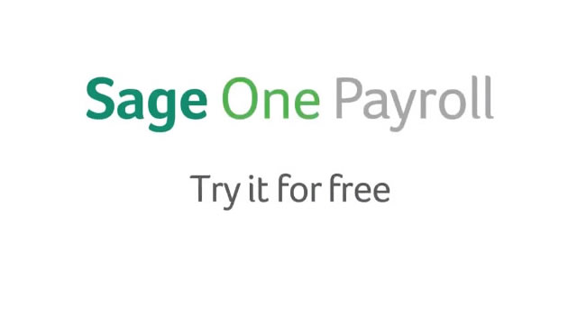 Sage One Payroll Voiceover