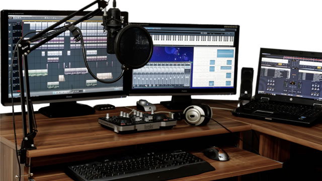 The perfect recording studio set up