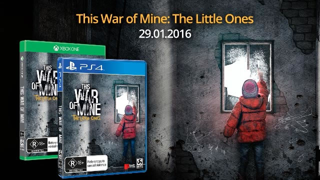This War of Mine Trailer Voiceover