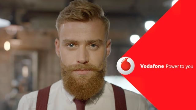 Vodafone Natural Voiceover