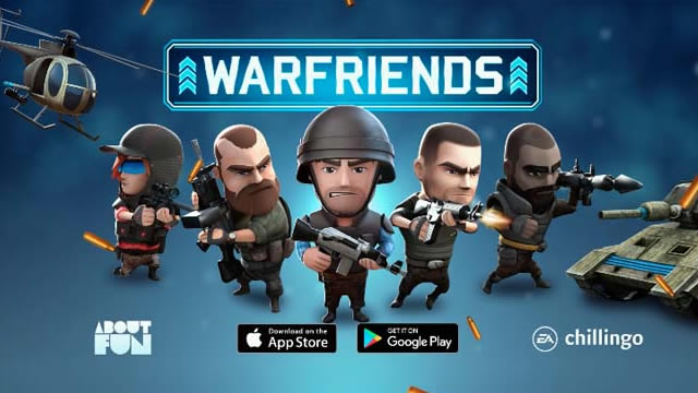 War Friends Army Voice