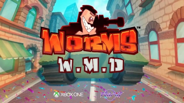 Worms WMD Character Voices